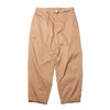 THE NORTH FACE PURPLE LABEL STRETCH TWILL WIDE TAPERED PANTS TAN NT5052N-TN画像