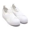 adidas SST SLIP ON FOOTWEAR WHITE/FOOTWEAR WHITE/FOOTWEAR WHITE FW7052画像