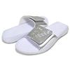 NIKE JORDAN HYDRO 7 white/metallic silver AA2517-101画像