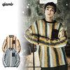 glamb Gradation stripe knit GB0320-KNT12画像