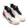JORDAN BRAND JORDAN ZOOM '92 SAIL/BLACK-FLASH CRIMSON-ELECTRIC GREEN CK9183-100画像