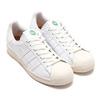 adidas SUPERSTAR FOOTWEAR WHITE/OFF WHITE/GREEN FW2292画像