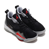 JORDAN BRAND JORDAN ZOOM '92 BLACK/UNIVERSITY RED-ANTHRACITE-SKY GREY CK9183-001画像