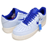 NIKE AIR FORCE 1 07 PREMIUM white/concord-sail CK4392-100画像