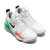 JORDAN BRAND JORDAN ZOOM '92 SUMMIT WHITE/BLACK-LUCKY GREEN-TRACK RED CK9183-103画像