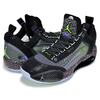 NIKE AIR JORDAN XXXIV LOW PD black/white-vapor green CZ7750-003画像