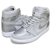 NIKE AIR JORDAN 1 HI OG CO.JP neutral grey/metallic silver DC1788-029画像