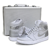 NIKE AIR JORDAN 1 HI OG CO.JP TOKYO 2020 neutral grey/metallic silver DA0382-029画像