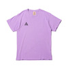 NIKE AS M NRG ACG SS TEE LOGO ATOMIC VIOLET/BLACK BQ7343-583画像