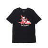 JORDAN BRAND AS M J BRAND GRAPHIC SS CREW BLACK CN3597-010画像
