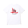 JORDAN BRAND AS M J BRAND GRAPHIC SS CREW WHITE CN3597-100画像
