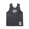 Mitchell & Ness NBA AUTHENTIC PRACTICE JERSEY ALL STAR 1997 MICHAEL JORDAN BLACK/WHITE ARPJCP19028-ASG画像