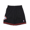 Mitchell & Ness NBA SWINGMAN ROAD SHORTS 76ERS 00-01 BLACK SMSHGS18248-76E画像