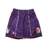 Mitchell & Ness NBA SWINGMAN ROAD SHORTS RAPTORS 98-99 PURPLE SMSHGS18255-RAP画像