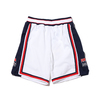 Mitchell & Ness NBA AUTHENTIC SHORTS WHITE USA 92 WHITE ASHRAC19100-USA画像