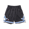 Mitchell & Ness NBA SWINGMAN ALTERNATE SHORTS MAGIC 94-95 BLACK SMSHGS18242-OMA画像