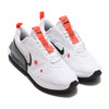 NIKE W AIR MAX UP WHITE/PLATINUM TINT-BLACK-BRIGHT CRIMSON CK7173-100画像