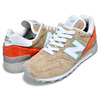 new balance M1300AA MADE IN U.S.A. TAN ORANGE画像