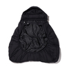 THE NORTH FACE BABY SHELL BLANKET BLACK NNB71901-K画像