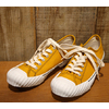 Cushman WW2 LOW CUT SNEAKER MUSTARD 29221画像