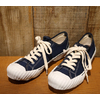 Cushman WW2 LOW CUT SNEAKER NAVY 29221画像