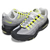 NIKE AIR MAX 95 CLASSIC LE n.gry/neon yel 313111-071画像