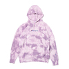 Champion RW P/O HOODED SWEATSHIRT PURPLE C3-S105画像