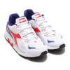 DIADORA MYTHOS WHITE/FIERY RED/SPECTRUM BLUE 176566-8850画像