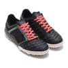 DIADORA BRASIL SALA TF BLACK/RED FLUO 176272-4115画像