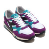DIADORA N9002 WHT/IMPERIAL PURPLE/HARBOR BLU 173073F-8853画像