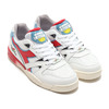 DIADORA DURATECH ELITE WHITE/ADRIATIC BLUE/RACING RED 175729A-8787画像