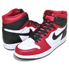 NIKE WMNS AIR JORDAN 1 HI OG SATIN SNAKE gym red/black-white CD0461-601画像