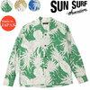 SUN SURF PINEAPPLE COTTON FLANNEL SHIRTS画像