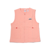 adidas VEST TRACE PINK GD3875画像