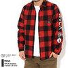 RVCA RVCA Brothers Flannel L/S Shirt BA042-106画像
