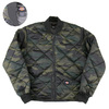 Dickies Camo Diamond Quilted Jacket 61241画像