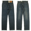 Levi's 505 REGULAR MID USED 00505-2147画像