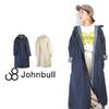 JOHNBULL AL006 Denim Hooded Coat画像