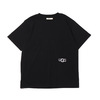 UGG BLOCKING T-SHIRTS BLACK 20AW-UGTP03画像