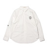 UGG EARTH LOGO BIG SHIRT WHITE 20AW-UGTP06画像