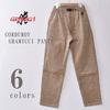 GRAMICCI CORDUROY GRAMICCI PANTS GUP-20F018画像
