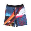 UGG × Yokoo Tadanori Shorts BLUE MULTI 1118153-BLMU画像