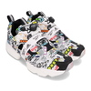 "Reebok INSTAPUMP FURY BOOST ""STICKER CITY"" BLACK/WHITE/TRUE GREY G57659画像"