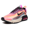 "NIKE (WMNS) AIR MAX 2090 SE ""3M PACK"" HYPER CRIMSON/BLACK/PINK BLAST/BROWN/BROWN/METALLIC SILVER CW8611-800画像"