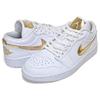 NIKE WMNS AIR JORDAN 1 LOW SE white/metallic gold-wht CZ4776-100画像