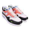 NIKE AIR MAX 1 WHITE/GAME ROYAL-BLACK-ELECTRIC GREEN CT1643-100画像