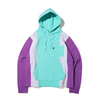 atmos 5PANEL SWEAT HOODIE PURPLE AT20-056-PUR画像