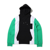 atmos 5PANEL SWEAT HOODIE GREEN AT20-056-GRN画像
