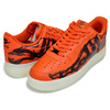 NIKE AIR FORCE 1 07 SKELETON QS starfish/starfish-black CU8067-800画像