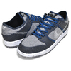 NIKE SB DUNK LOW PRO E CRATER dark grey/white-dark grey CT2224-001画像